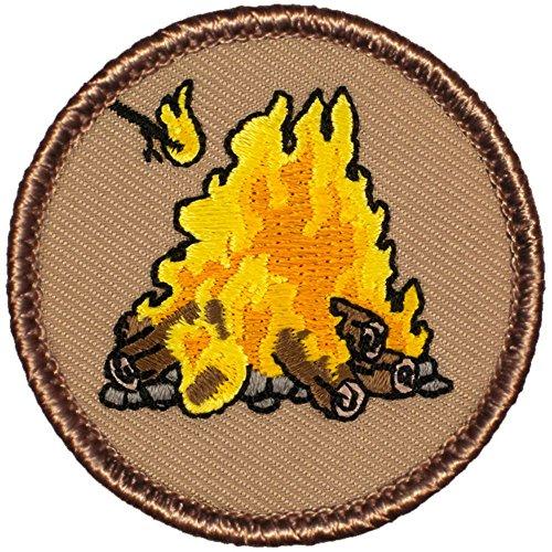 New! Campfire Patrol Patch - 2