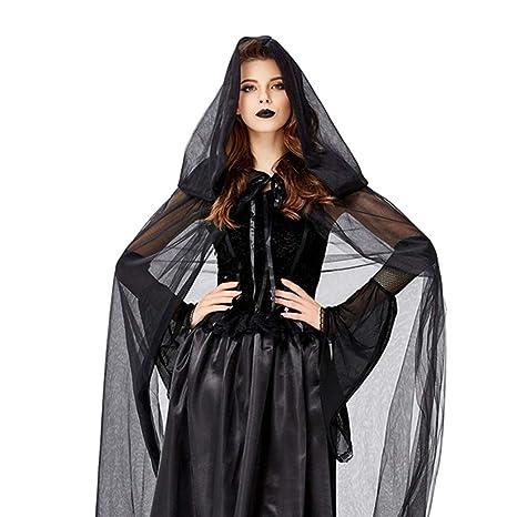 MISHUAI Capa de Halloween Partido del Traje de Halloween del ...