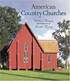 American Country Churches, William Morgan, 0810982544