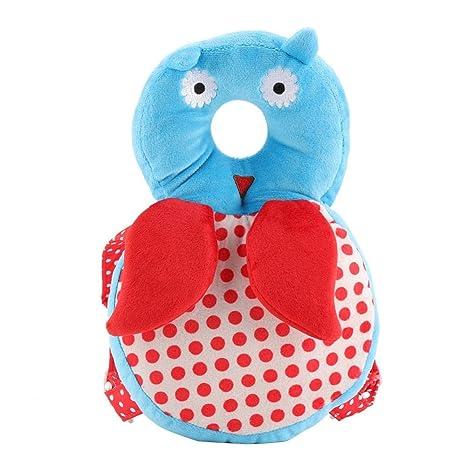 Fdit Almohada de protección para la Cabeza del bebé Baby ...