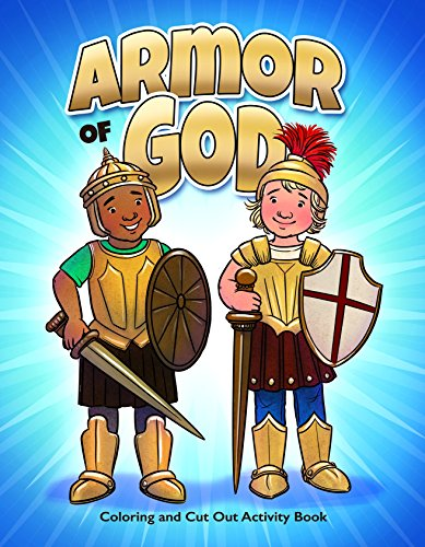 Armor of God: Coloring and Activity Book (pk