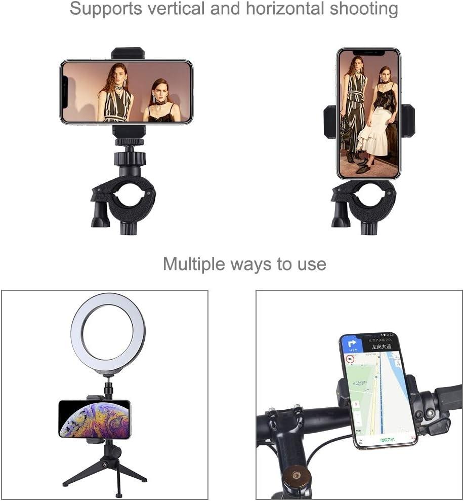 MEETBM ZIMO,Handlebar Adapter Mount Phone Clamp Bracket