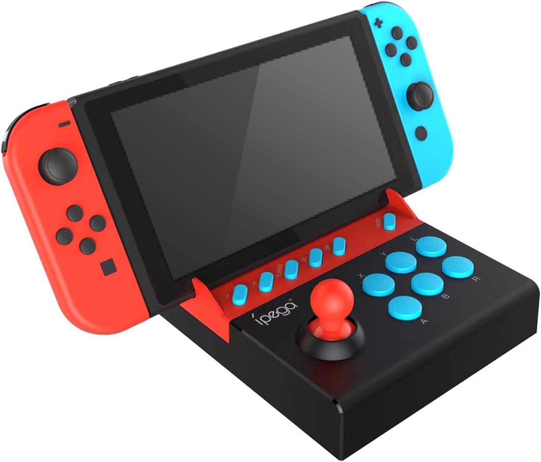 Arcade - Palanca de Mando para Nintendo Switch Gladiator Game, Controlador con función Turbo para Interruptor PG-9136: Amazon.es: Electrónica