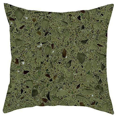 Fitted Thomasville Sheet (Weiliru Decorative Throw Pillow Covers Gourmet Element Short Plush Pillowcase Sofa Cushion Set Home Decoration)