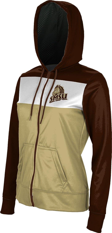 School Spirit Sweatshirt ProSphere Southwest Minnesota State University Girls Zipper Hoodie Gameday