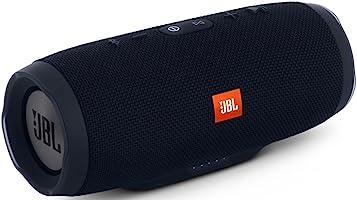 JBL Charge 3 Caixa de Som Portátil à Prova d'água Bluetooth Preta