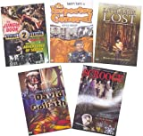 [5 Family DVDs Gift Set} David and Goliath (Starring: Orson Welles) ~ the Jungle Book (1942) Sabu ~ the New Adventures of Tarzan ~ the Inspector General ~ Scrooge ~ Little Boy Lost