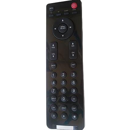 New Vizio Replacement Remote VR2 VR4 for VL260M VL370M VO320E VO370M VO420E