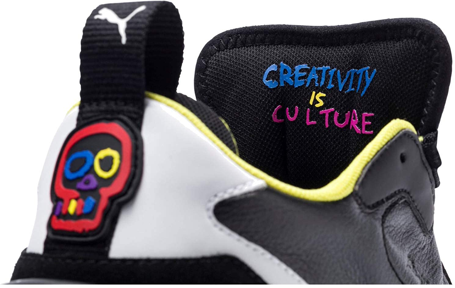 54bd5d2603 Puma Thunder Bradley Theodore Mens Trainers 369394 Sneakers Shoes ...