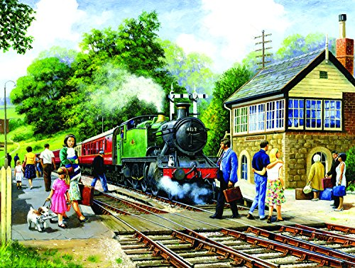 Country Stop 300 pc Jigsaw Puzzle by SunsOut