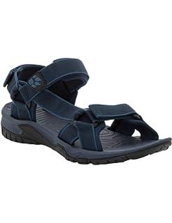 MHerren Sport Seas Sandal Jack 2 Seven Sandalen Wolfskin DHIE92