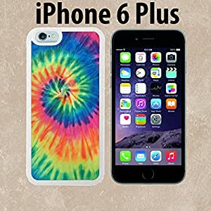 Artsy Abstract Hipster Tie Dye Custom made Case/Cover/skin for iphone 5 5s - White - Rubber Case ( Ship From CA)
