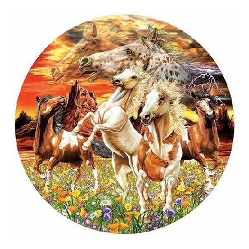 Master Pieces Thunder Glow 500 Piece Jigsaw Puzzle