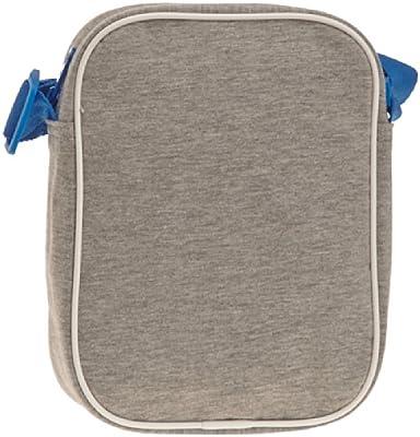 adidas Minitasche Jersey - Bolso Bandolera, Color Gris ...