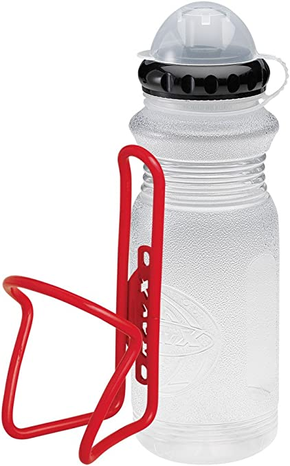 Belly X Red with Stream X Water Bottle W1WBR7 RavX Hydro X 1