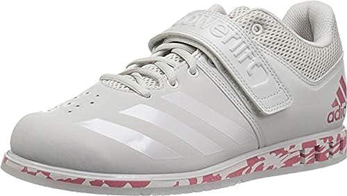 adidas Powerlift.3.1 Chaussures d'haltérophilie Homme Gris