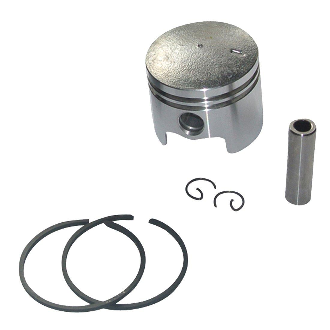 Sthus 44mm Cylinder Piston Kit For Mitsubishi TL52 Engine Motor BG520 Bushcutter by Sthus (Image #3)