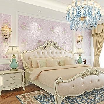 CNMDGBWY 3D Vlies Wallpaper Wallpaper Schlafzimmer Wohnzimmer Fernseher  Sofa Tv Wand Papier Hintergrund,