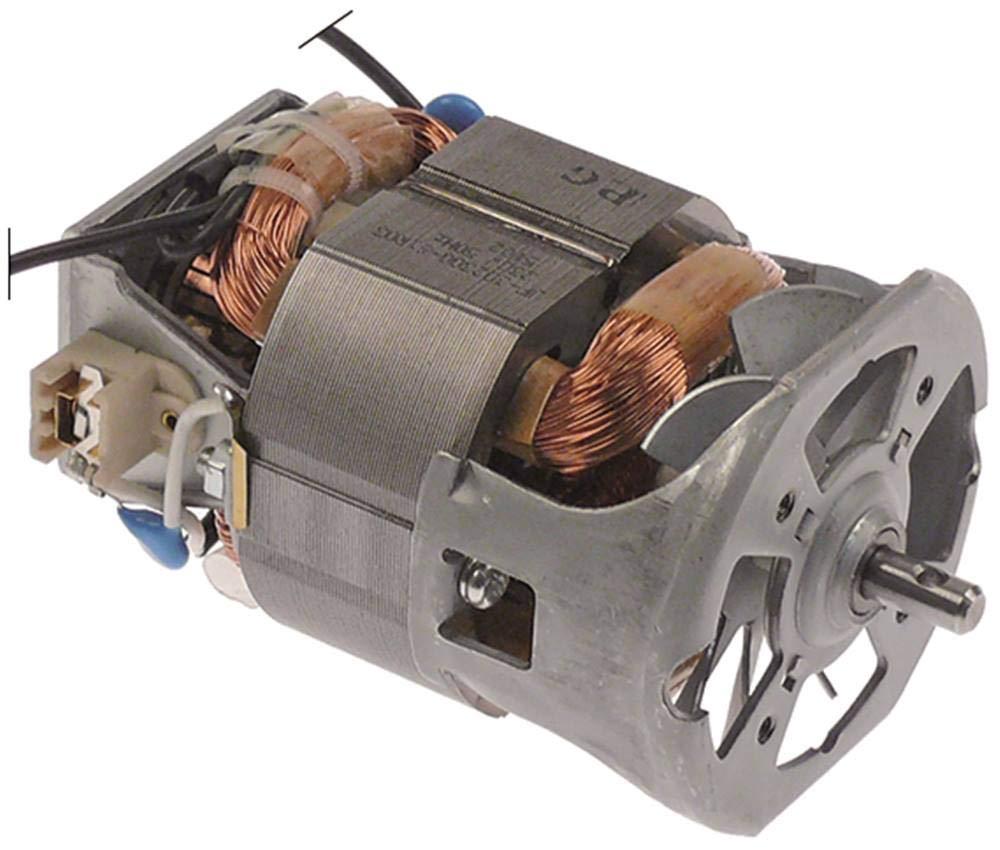 Sammic TR-BM-250 - Motor para batidora TR-250 (anchura 70 mm, 50 Hz, longitud 105 mm, 230 V, eje 6 mm)