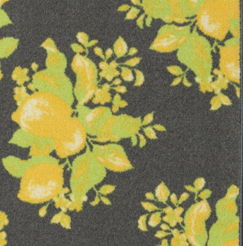 Buy lemon kitchen rugs and runners