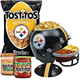 #6: Frito-Lay Ultimate NFL Pittsburgh Steelers Chips, Dips, & Football Dip Helmet Party Box