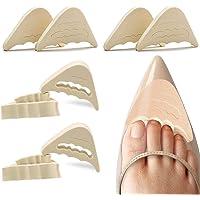 Relleno de Zapatos, Relleno de Puntera e Insertos de Zapatos para Hacer Que los Zapatos Grandes queden Bien, Relleno de…