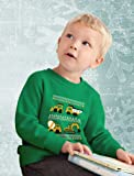 Tractors & Bulldozers Ugly Christmas Sweater