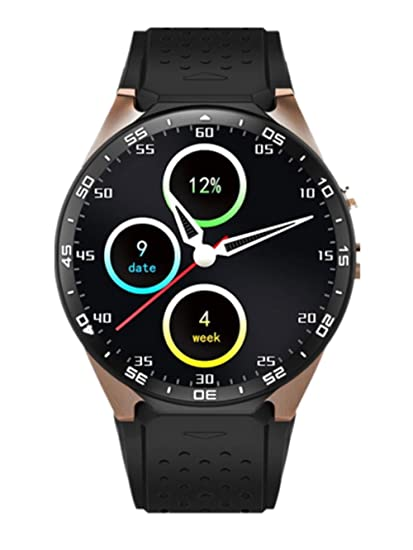 T.Face KW88 Smart Watch Android 5.1 GPS 3G WIFI Smartwatch Mtk6580 Bluetooth SIM Android