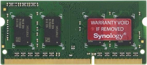 Synology Ram Ddr3l 1866 So Dimm 4gb Computer Zubehör