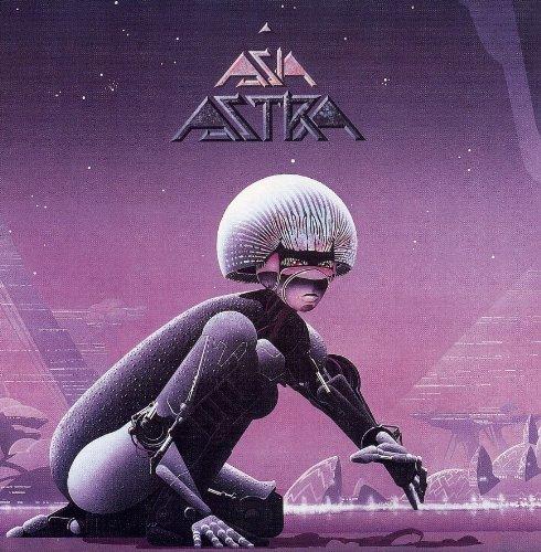 SACD : Asia - Astra (Japanese Mini-Lp Sleeve, Super-High Material CD)