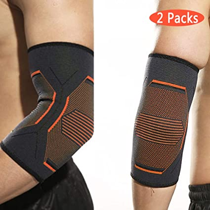 Tennis Elbow Brace Compression Support Arthritis Tendonitis Reduce Joint Pain US
