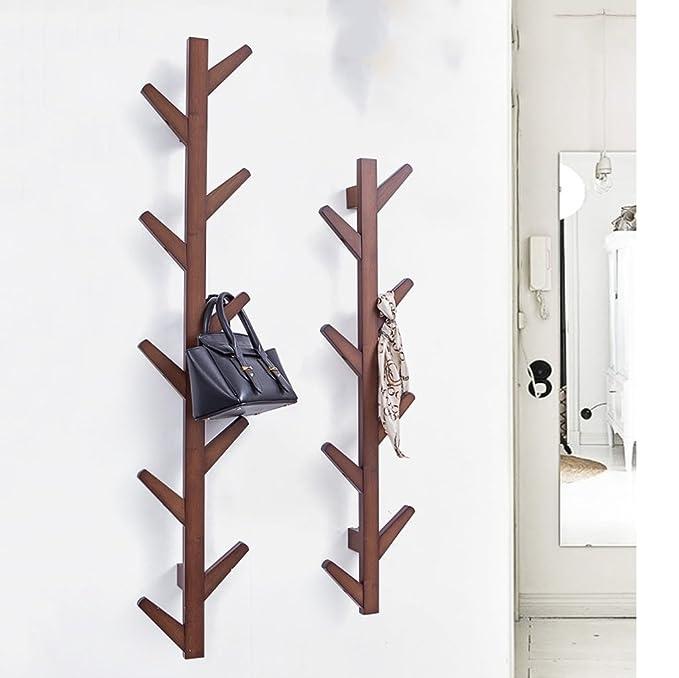 Amazon.com: Gancho para colgar en la pared, diseño de rama ...