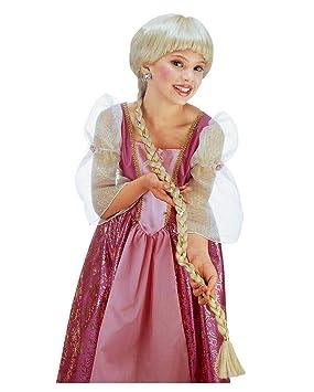 Rapunzel Kids Wig Blond (peluca)