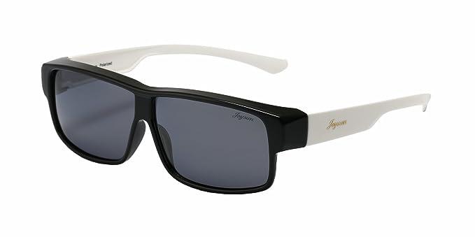 Joysun polarisierte LensCovers Sonnenbrille Unisex tragen über Korrekturbrille 9009 8jArv