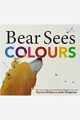 Bear Sees Colours Paperback