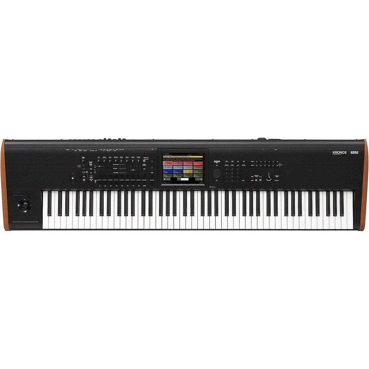 Korg KRONOS kronos88–88Tastiera Workstation tastiera 88modello 2015