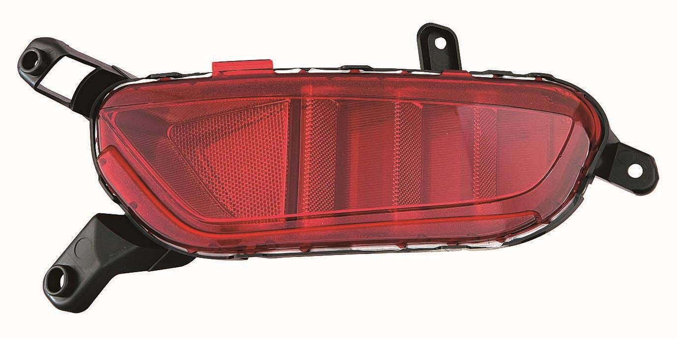 For 2016 2017 Mazda Cx3 Reflector Light Lamp Driver Side Replacement
