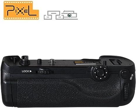 Replacement for MB-D18 PIXEL Multipurpose Battery Grip MB-D18 for Nikon D850 Camera Compatible for EN-EL15a EN-EL15 Battery,