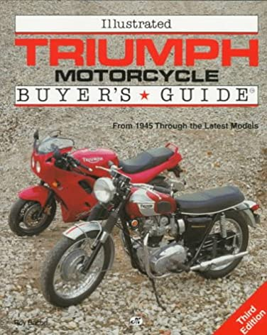 Triumph bonnevill manual free here ebook ebook ecoflow us array illustrated triumph motorcycles buyer u0027s guide from 1945 through the rh amazon com fandeluxe Image collections