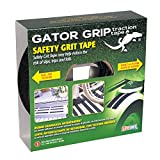 "Incom Manufacturing RE142 2"" X 60' Black Anti-Slip Safety Grip Tape"