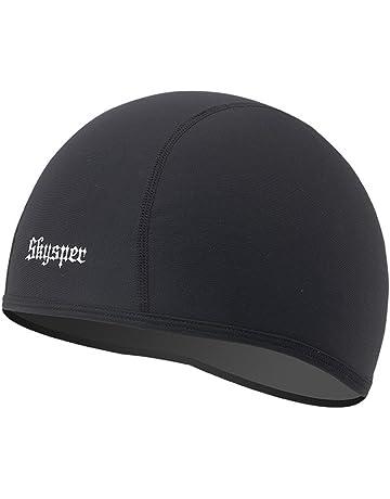 b5aa42482 SKYSPER  174  Quickly Dry Headwear Helmet Liner Cap Cycling Hat Skull Cap  Under Helmet