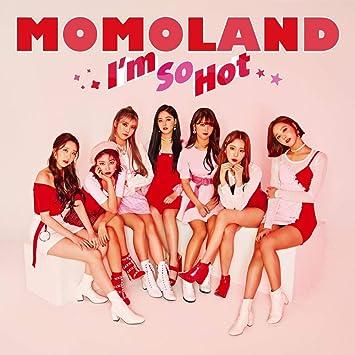 3f4cb8345 Momoland - I'm So Hot (Version B) - Amazon.com Music