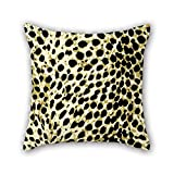 Renee Juliana Valentine Day Pillow Cases Of Leopard Inches/45 By 45 Cm Best Fit For Club Outdoor Drawing Room Dance Room Bf Chair Twice Sides