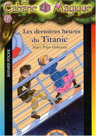 Les dernières heures du Titanic