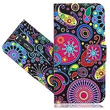 "ASUS Zenfone 2 (ZE550ML/ZE551ML) 5.5"" Case, FoneExpert® Premium Leather Kickstand Flip Wallet Bag Case Cover For ASUS Zenfone 2 (ZE550ML/ZE551ML) 5.5"""
