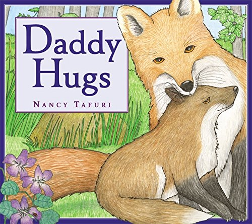 Daddy Hugs Nancy Tafuri product image