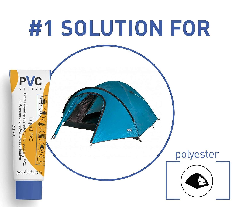 PVC Stitch | Pegamento impermeable de PVC | # 1 calafatín adhesivo ...