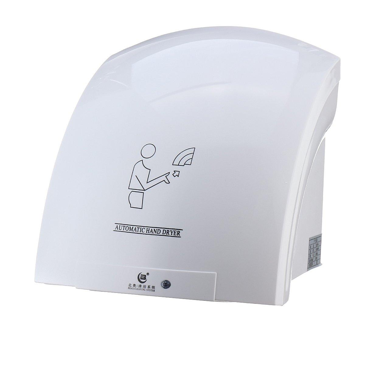ChaRLes Máquina automática de secado a mano con sensor de mano