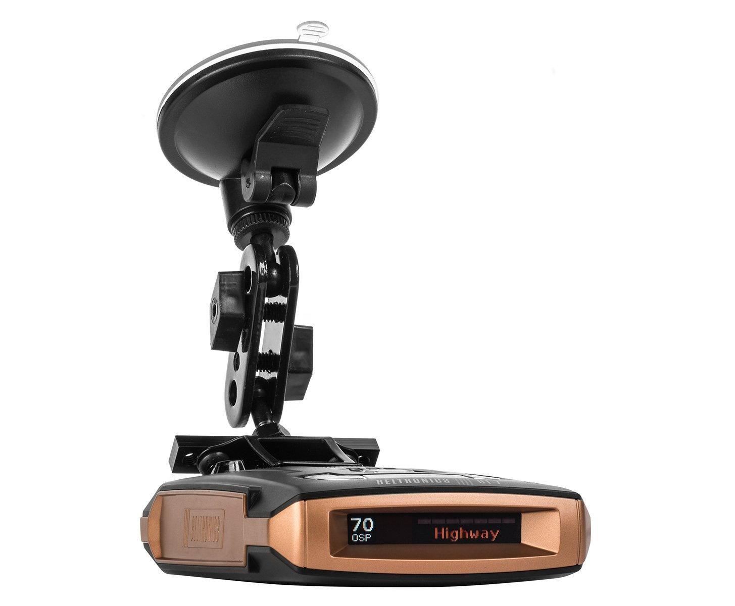 Amazon.com: Radar Mount Suction Mount Radar Detector Bracket for Beltronics (3003002B): Radar Mount: Car Electronics