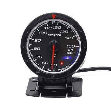 Man-Car Instruments Medidor de Temperatura de Aceite de ...